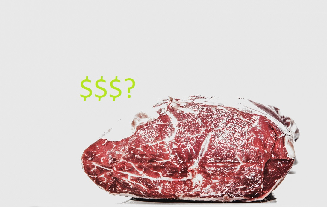 how much does a wagyu ribeye cost?