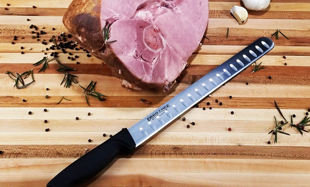 Best knives to cut steak first place is the Ergo Chef Prodigy knife
