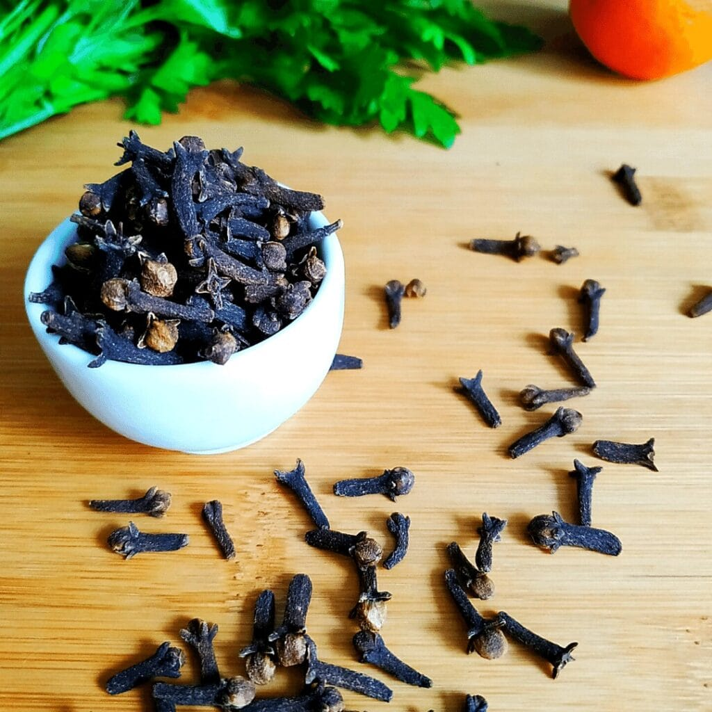 #24 on our list of Spices are Whole Cloves smelling wonderful