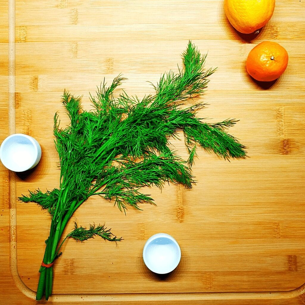 #19 on our List of Spices is Dill. Buy it fresh or use dill seed spice for pickling