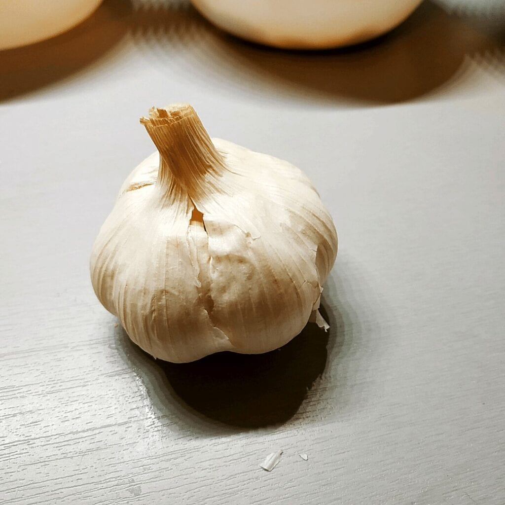 Whole Garlic clove is always superior to ground. They keep for 3 months so no excuses