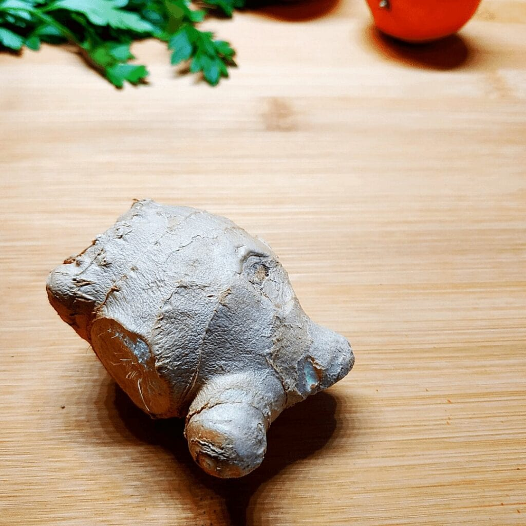 #9 on the List of Spices is Ginger, used for food, beverages and even clearing sinuses.