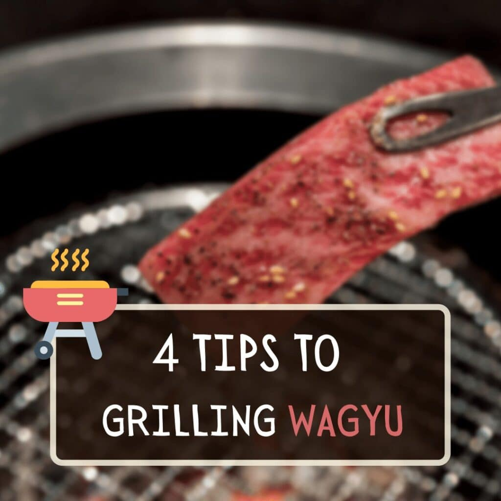 4 Tips to grilling Wagyu Meat on a Grill