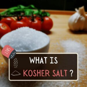 what is kosher salt