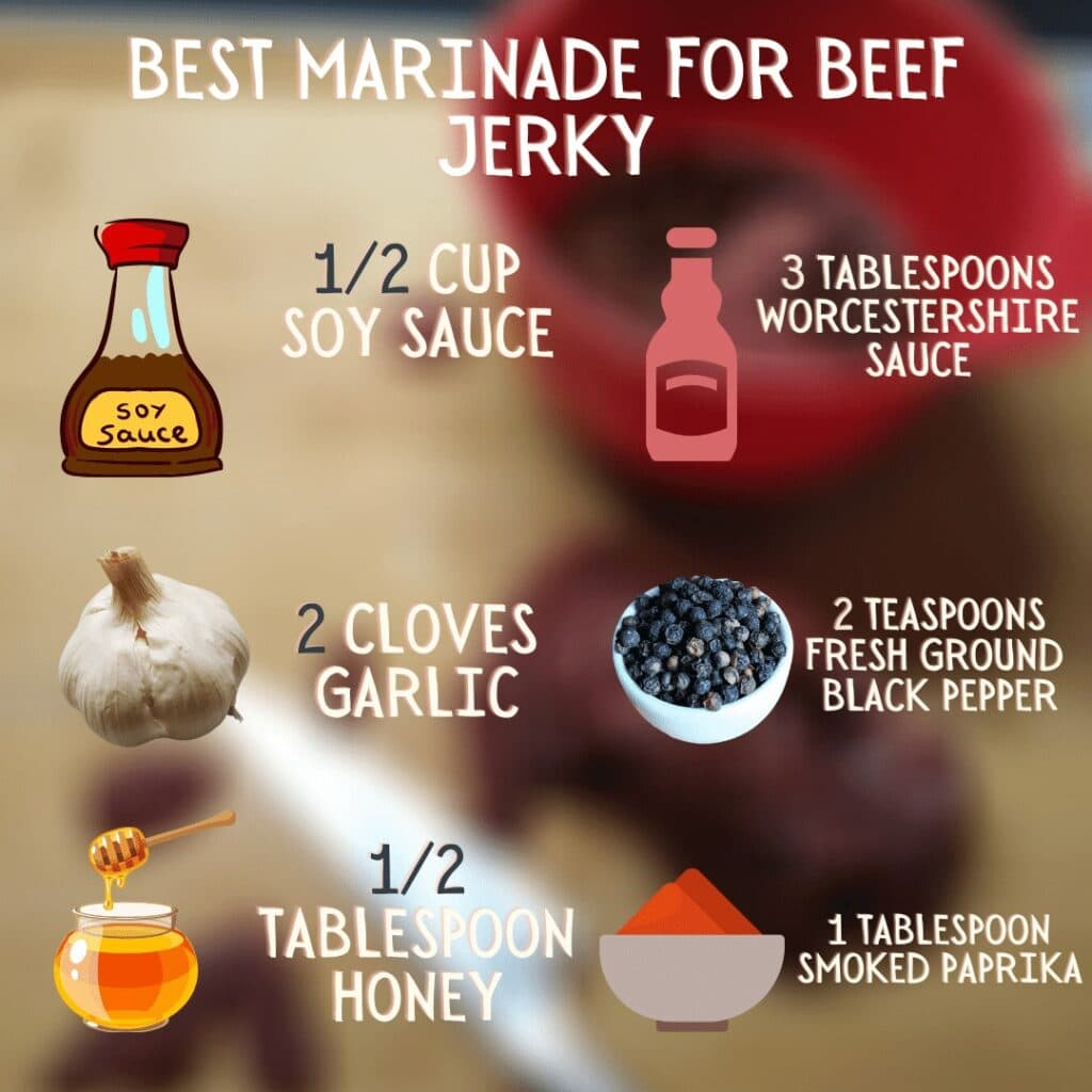 Best Marinade For Beef Jerky without liquid smoke