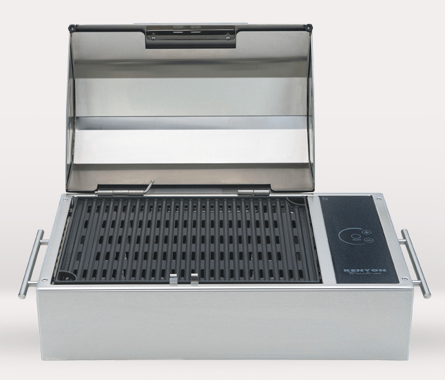 Best Electric Grill for a Boat is the Kenyon B70082
