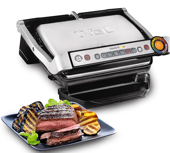 Best Smart Electric Grill is the T-fal Optigrill